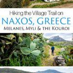 Naxos Greece Village Trail Hike