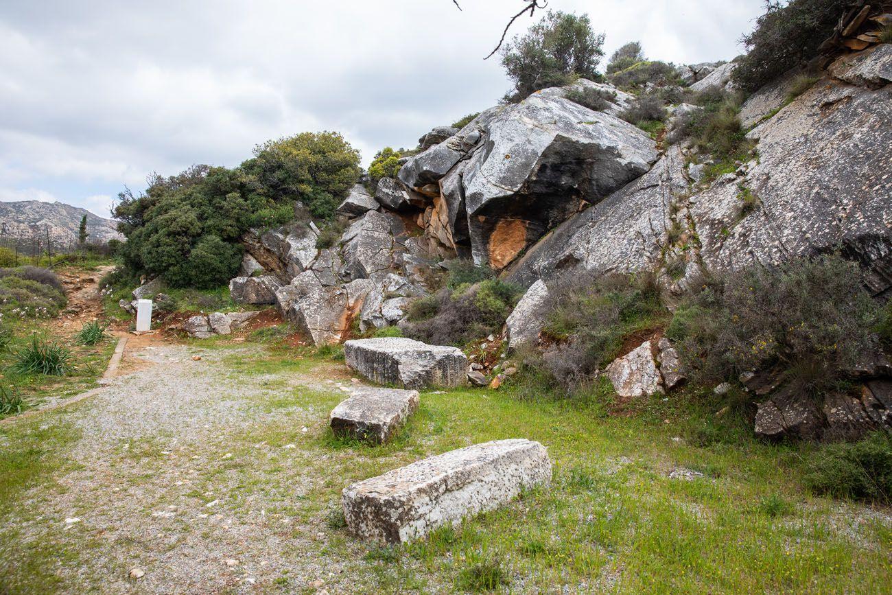 Naxos Quarry