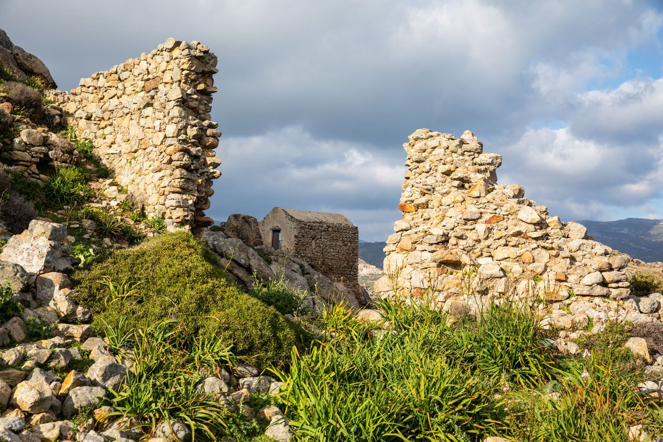 Naxos Ruins