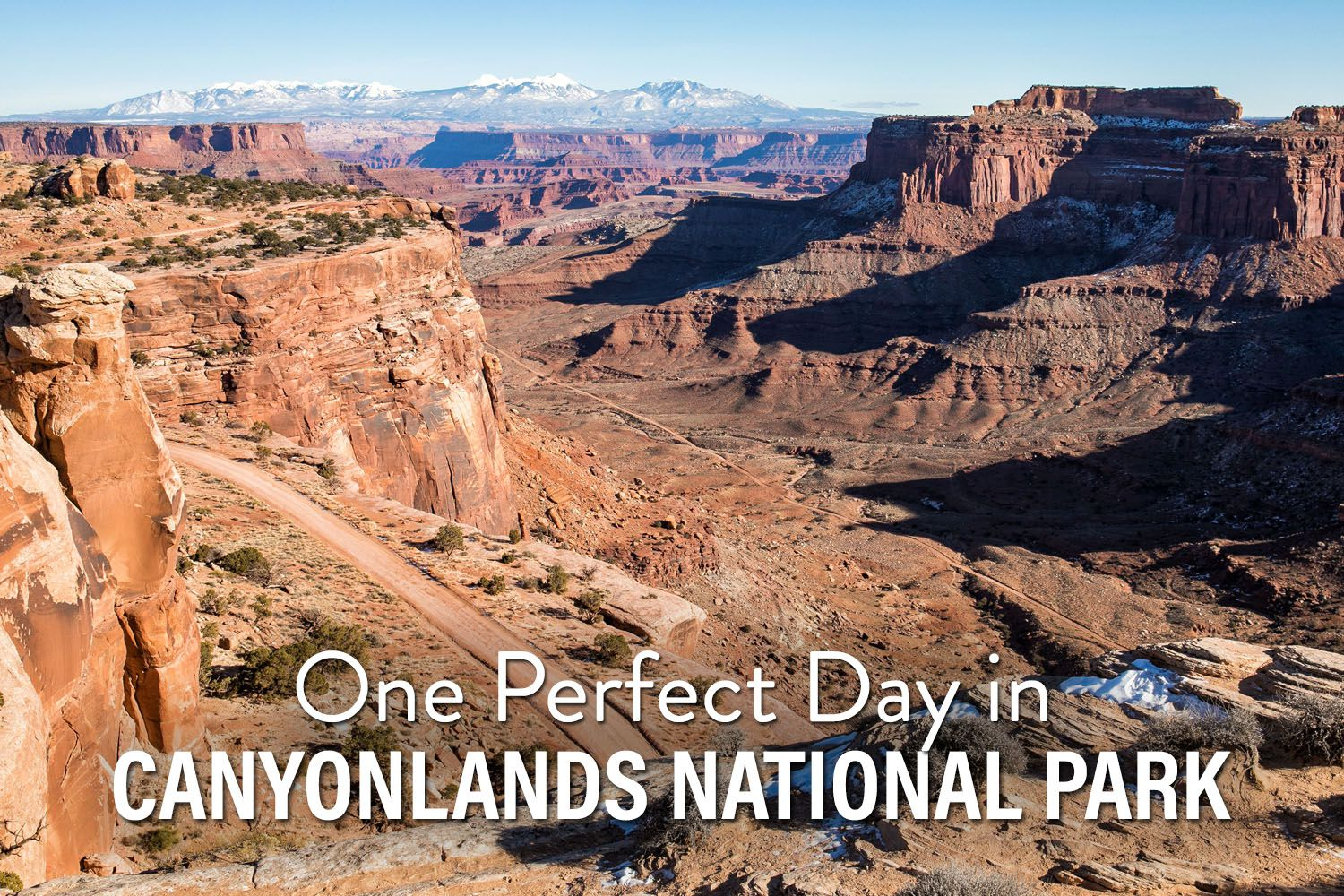 One Day in Canyonlands