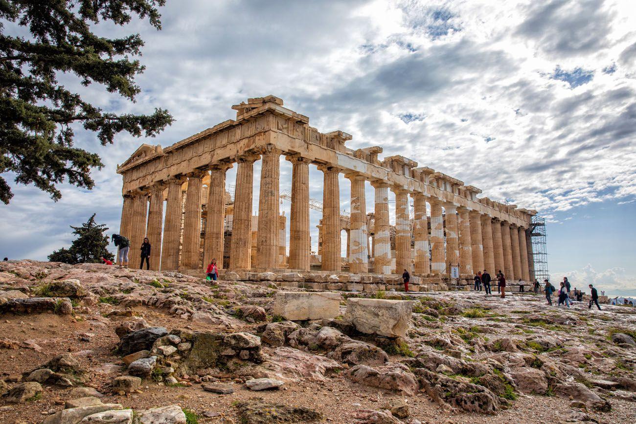Parthenon.jpg.optimal ▷ Atenas Bucket List: 20 mejores cosas que hacer en Atenas, Grecia
