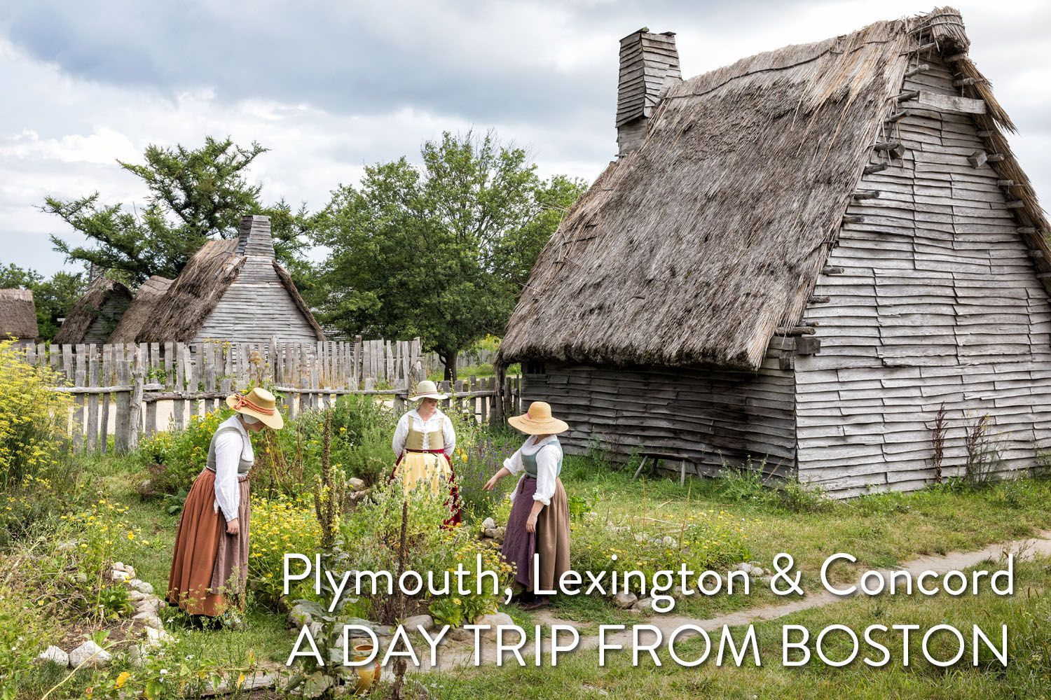 Plymouth Lexington Concord