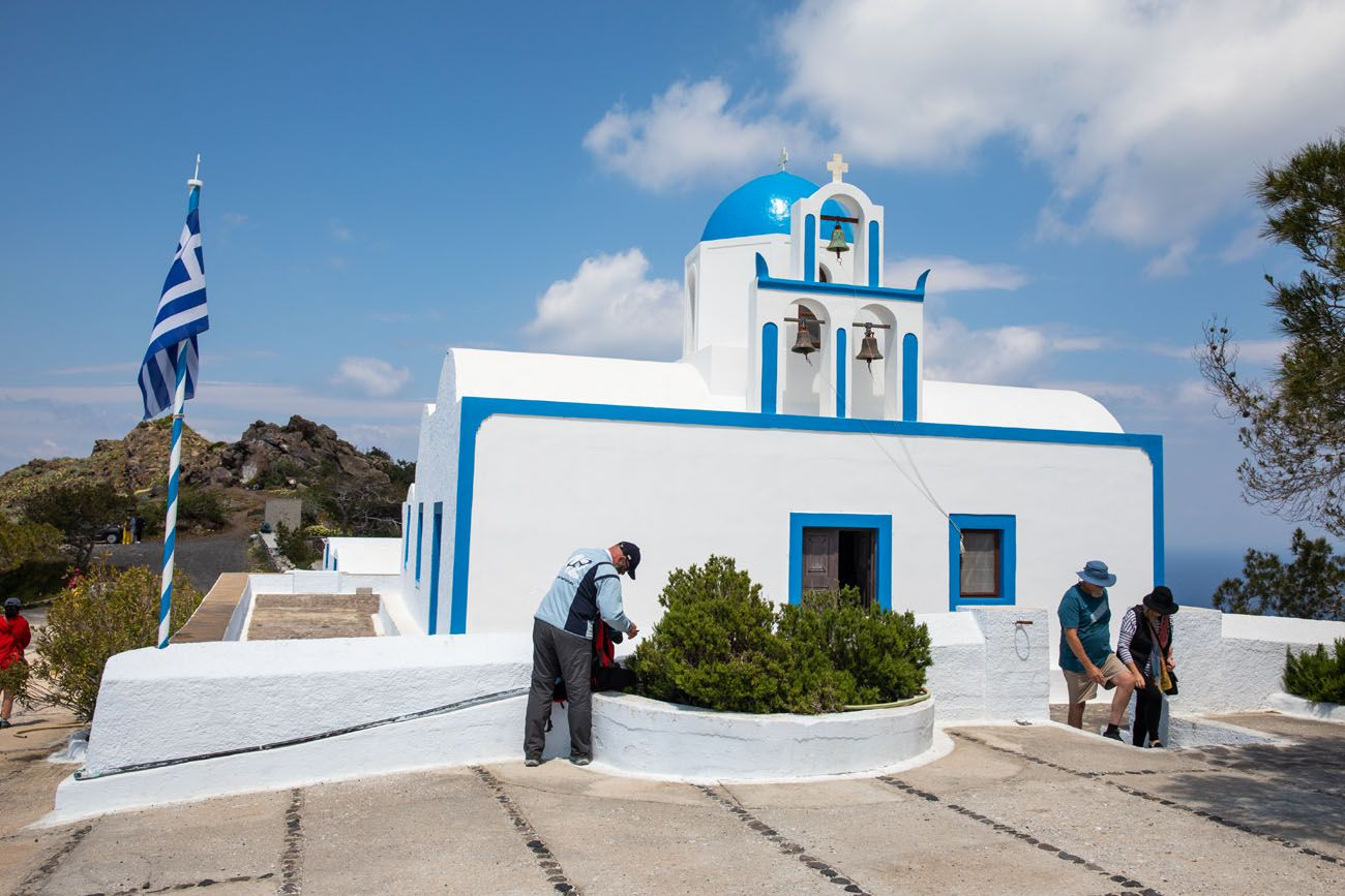 Profitis Ilias Church