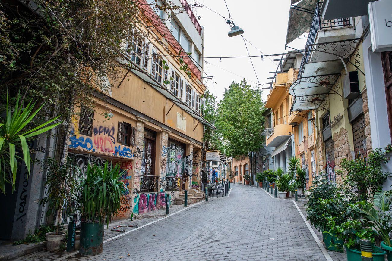 Psyrri-Athens.jpg.optimal ▷ Atenas Bucket List: 20 mejores cosas que hacer en Atenas, Grecia