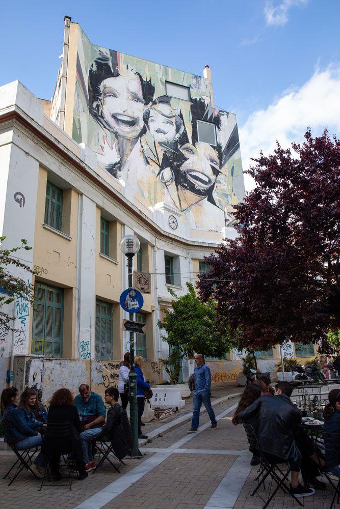 Psyrri-Graffiti.jpg.optimal ▷ Atenas Bucket List: 20 mejores cosas que hacer en Atenas, Grecia