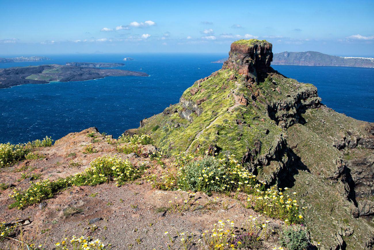 Skaros-Rock-1.jpg.optimal ▷ Cómo caminar de Fira a Oia, el paseo más hermoso en Santorini
