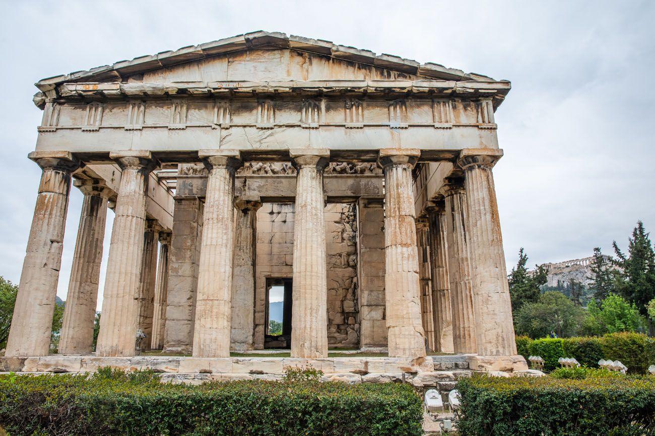 Temple-of-Hephaestus.jpg.optimal ▷ Atenas Bucket List: 20 mejores cosas que hacer en Atenas, Grecia