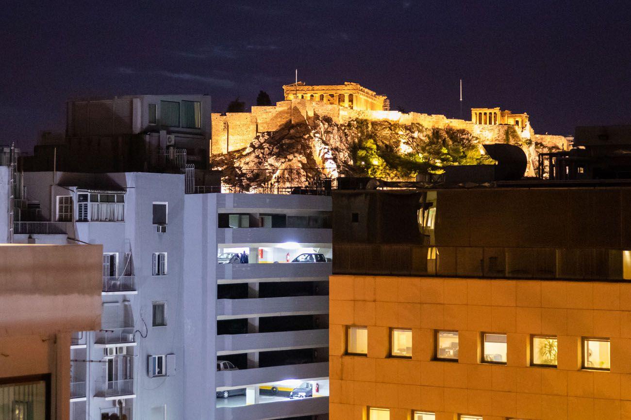 The Athenians View