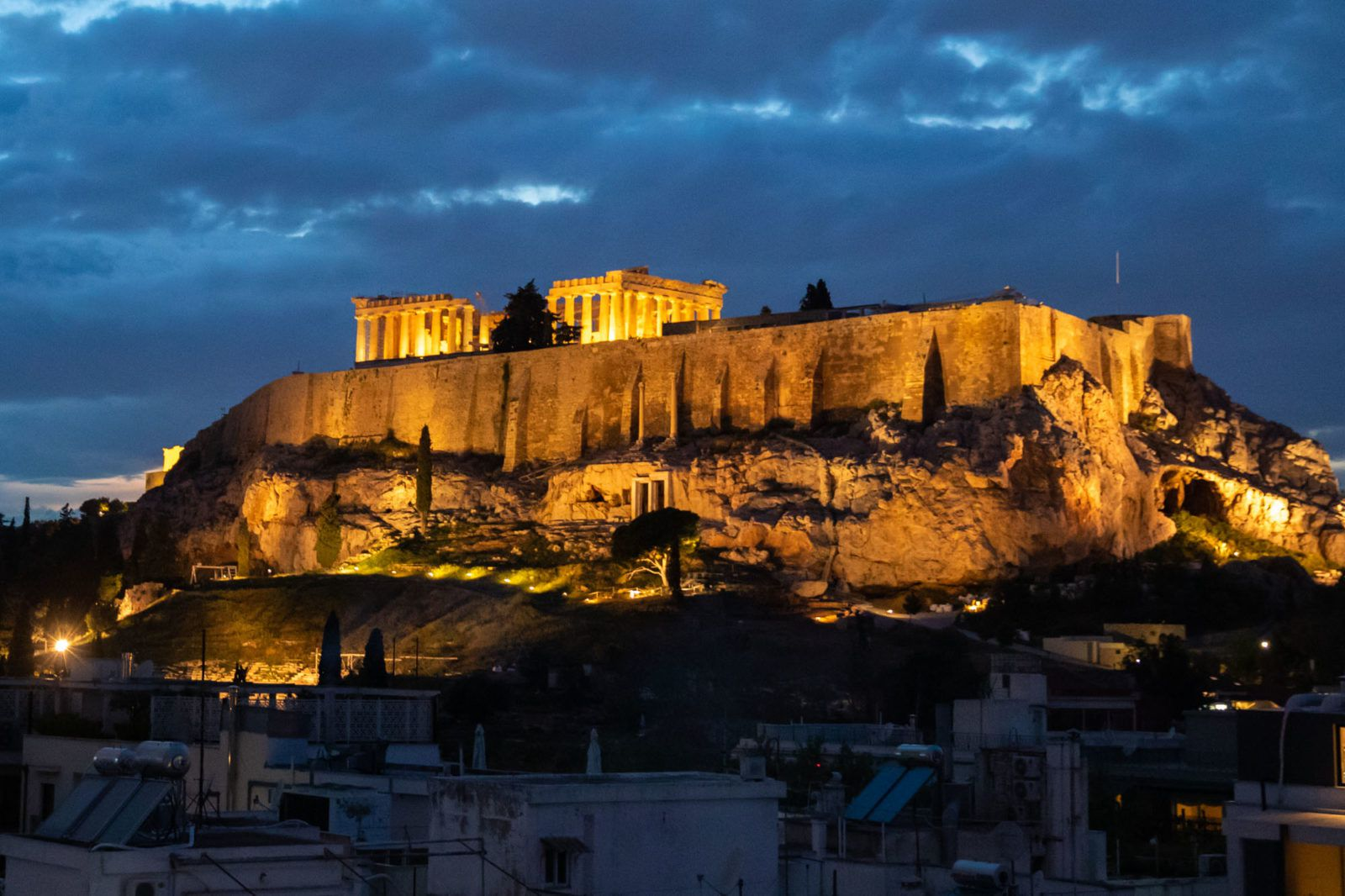 Where to Stay in Athens Hotels