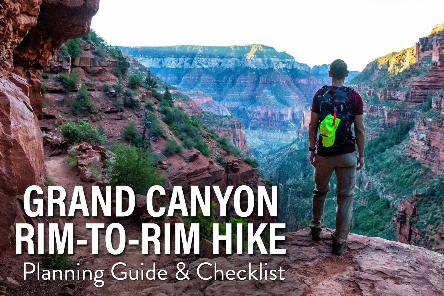 Grand Canyon Rim to Rim Guide