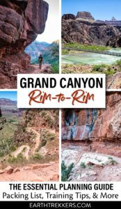 Grand Canyon Rim-to-Rim Hike