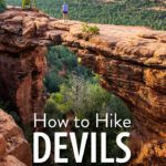 Hike Devils Bridge Sedona