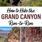 Hike the Grand Canyon Rim-to-Rim