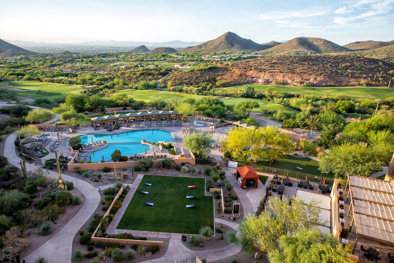 Marriott Tucson