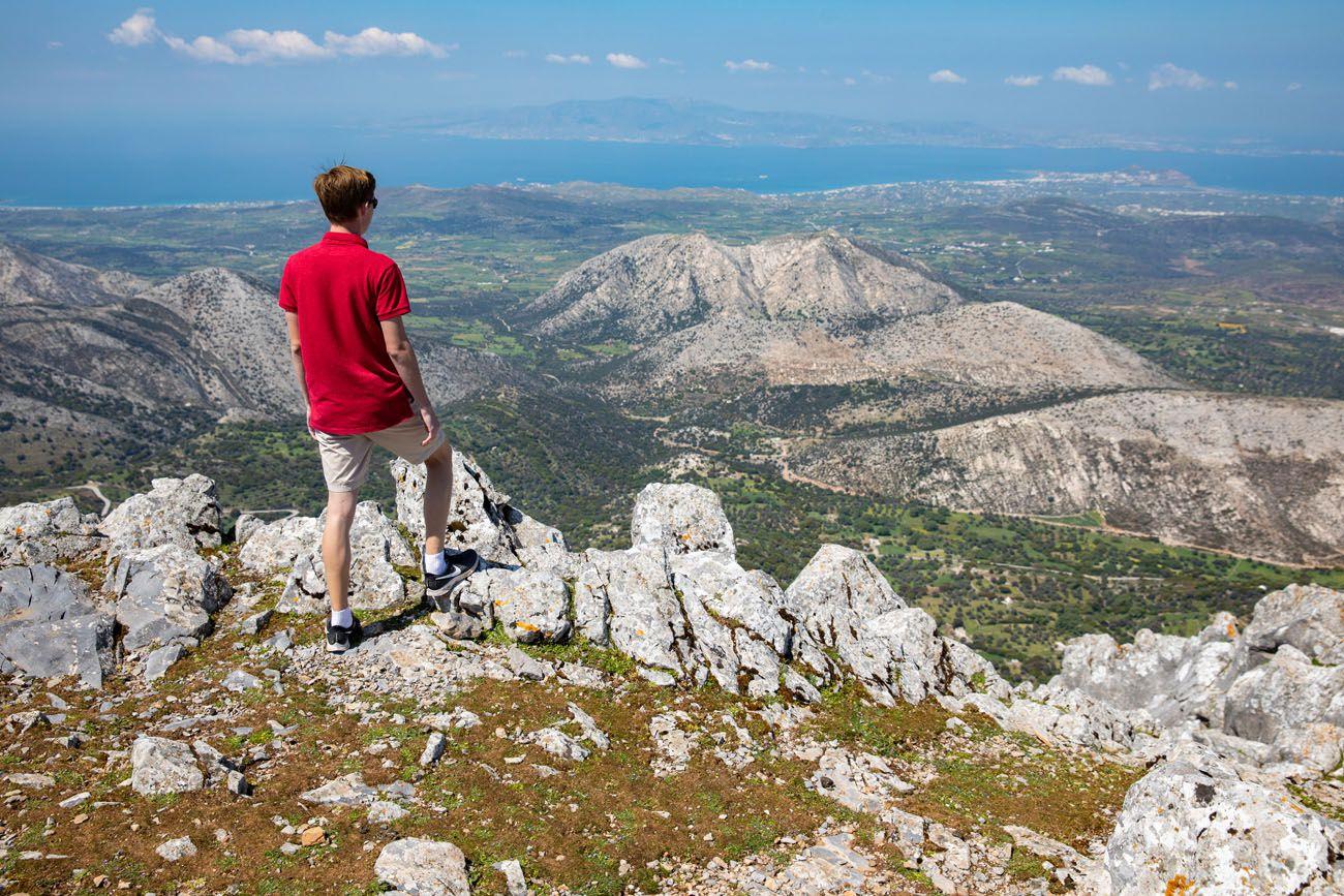 Mount Zeus