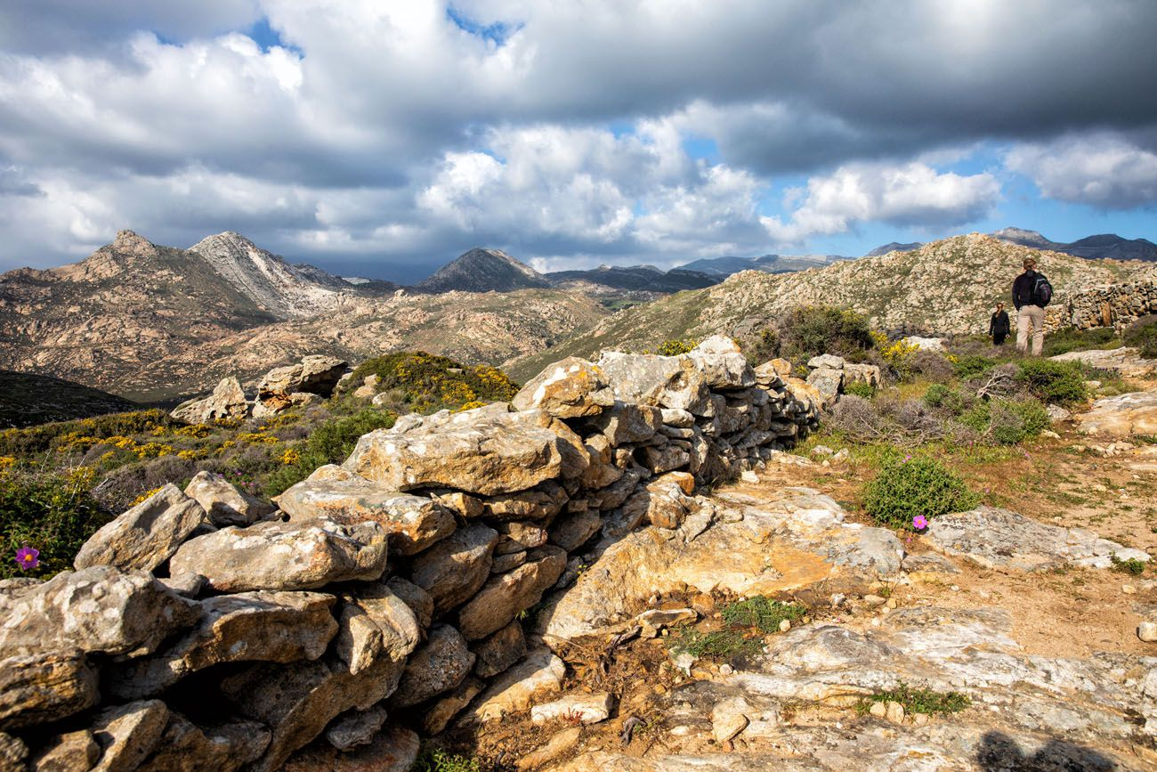 Naxos Hiking Trail
