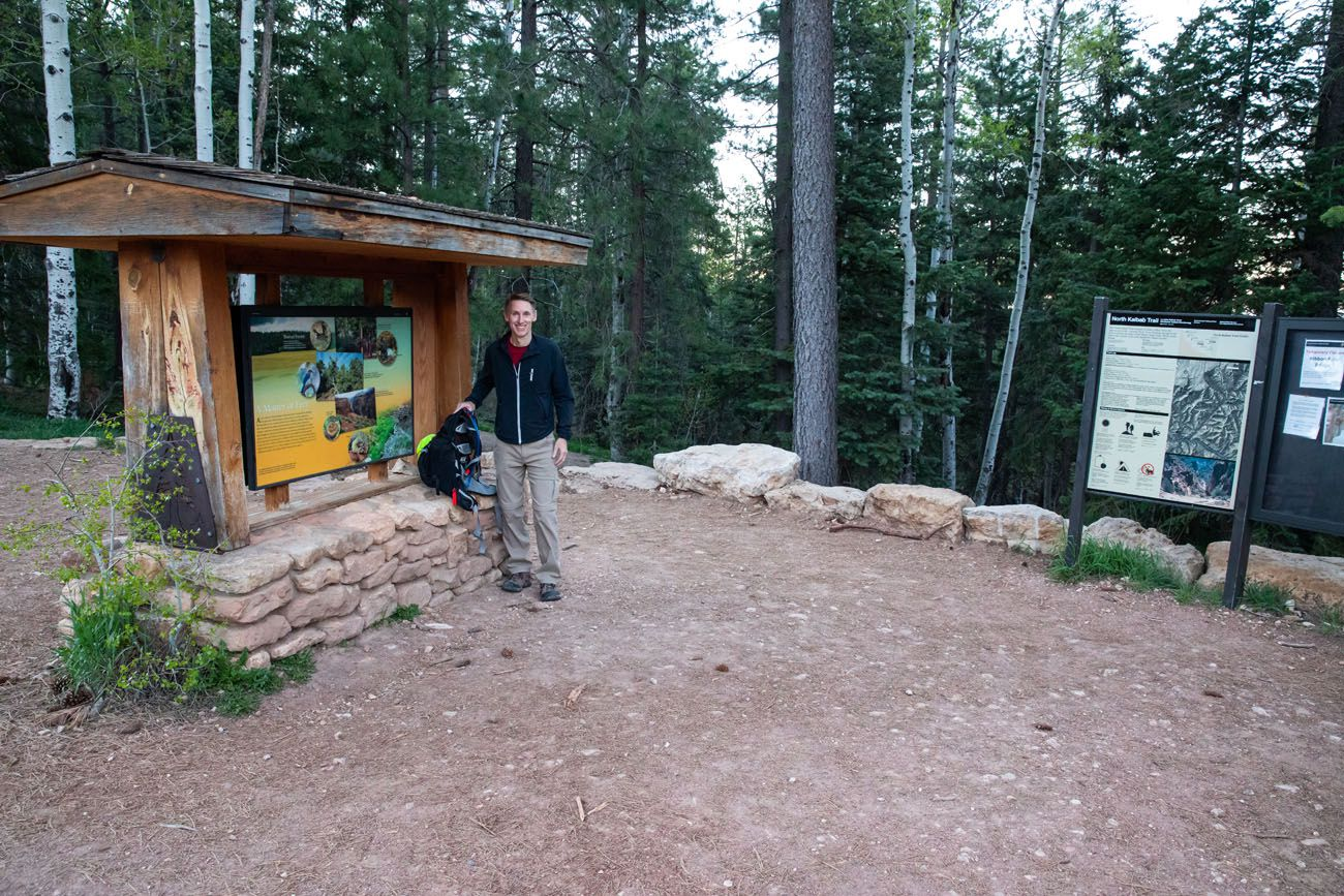 North Kaibab Trailhead