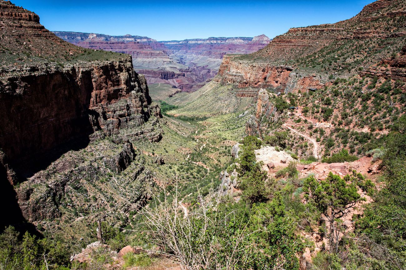 Rim-to-Rim Grand Canyon