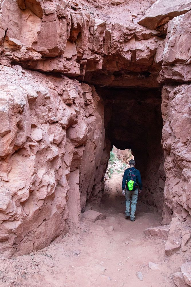 Supai Tunnel