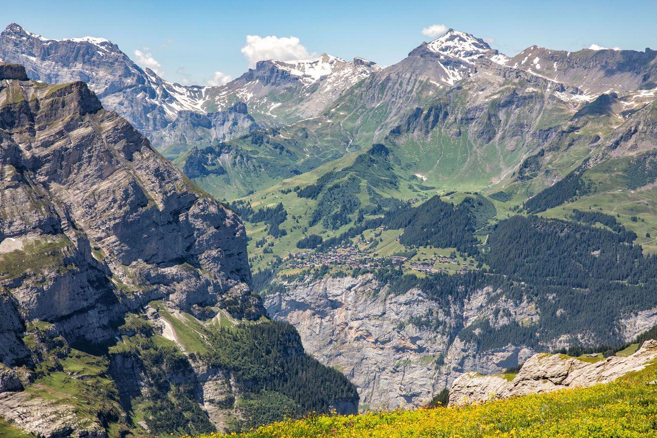 A-View-of-Murren.jpg.optimal ▷ Cómo caminar por el sendero Eiger en el Oberland bernés, Suiza