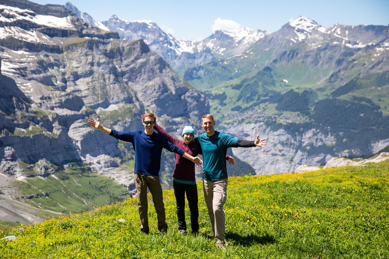 Earth Trekkers Switzerland