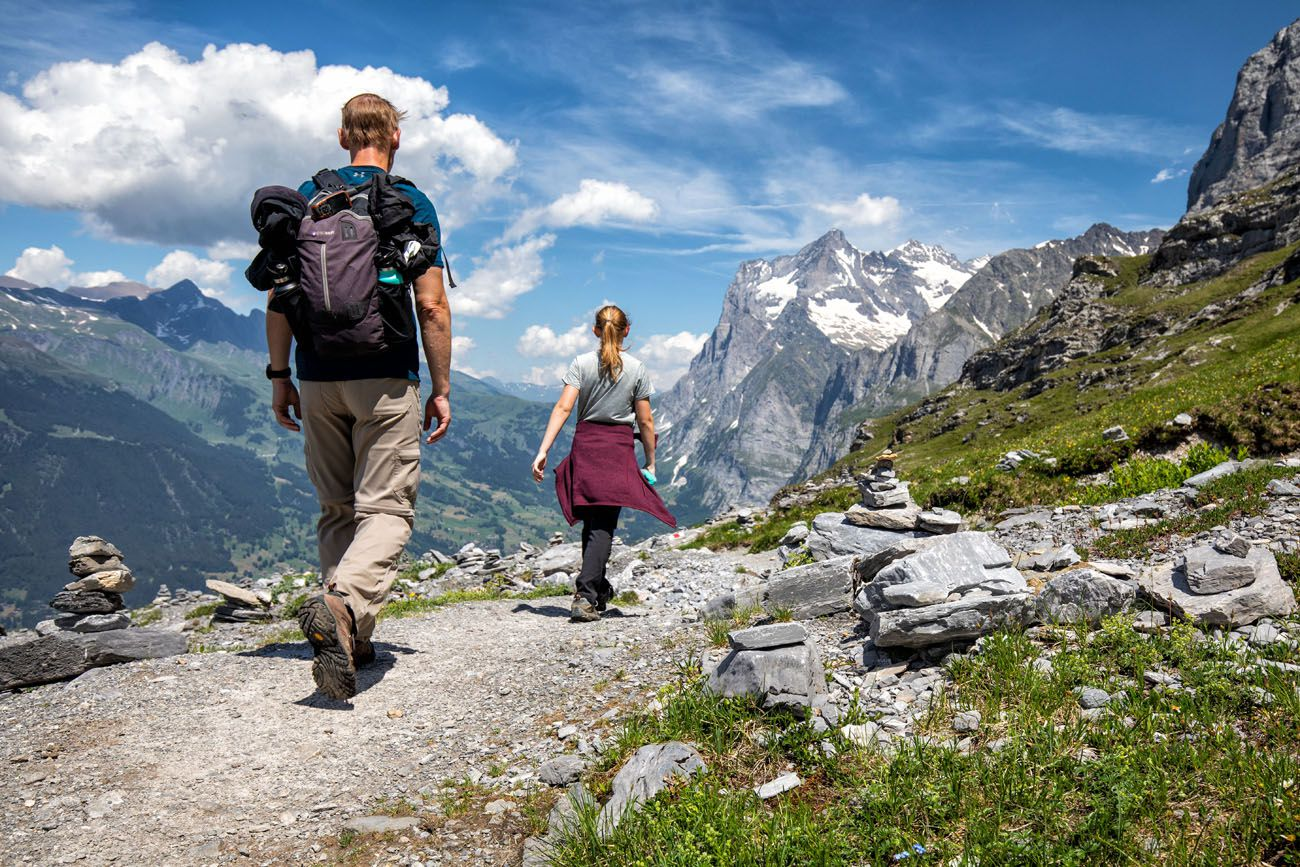 Hike Bernese Oberland