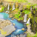 Iceland Best Waterfall Sigoldugljufur