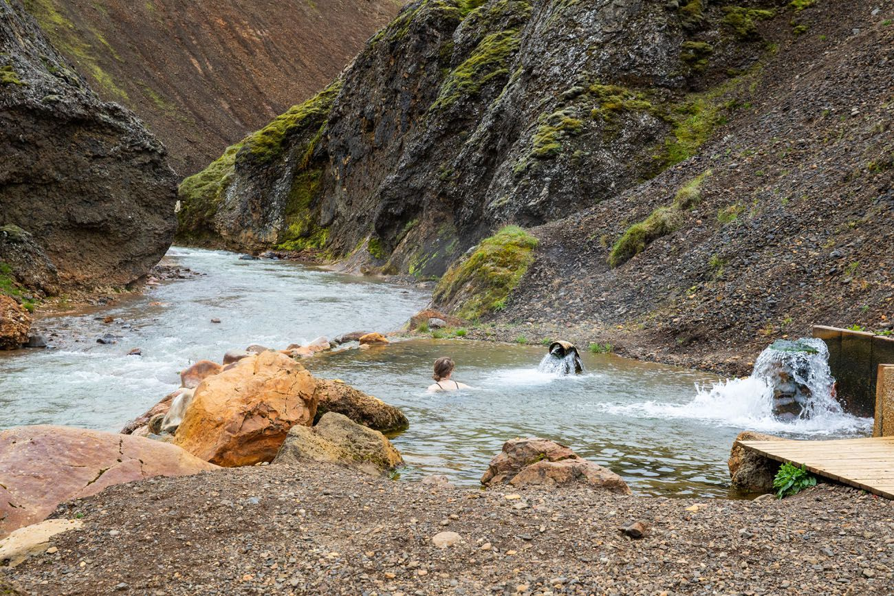 Kerlingarfjoll Hot Spring