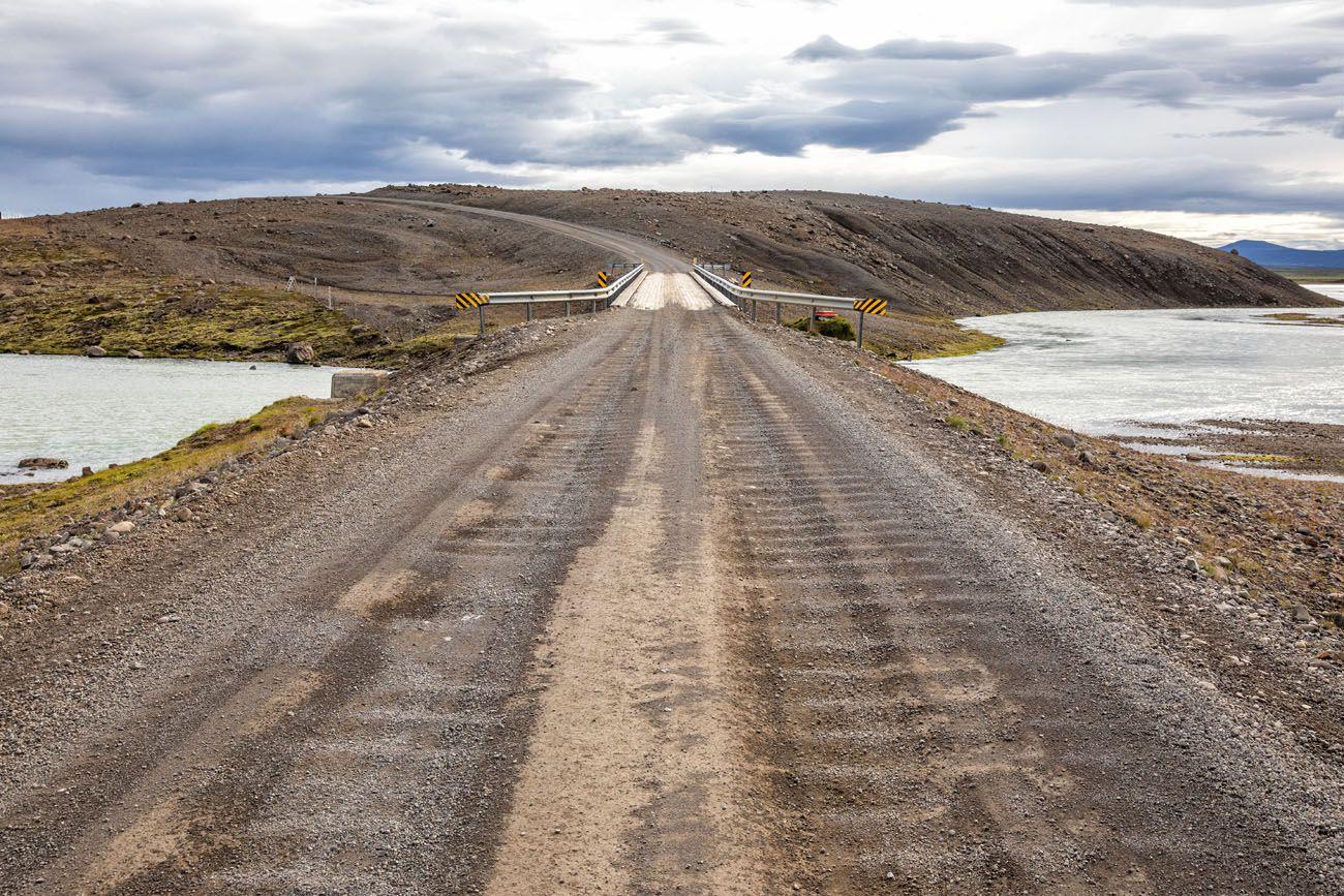 Kjalvegur Road
