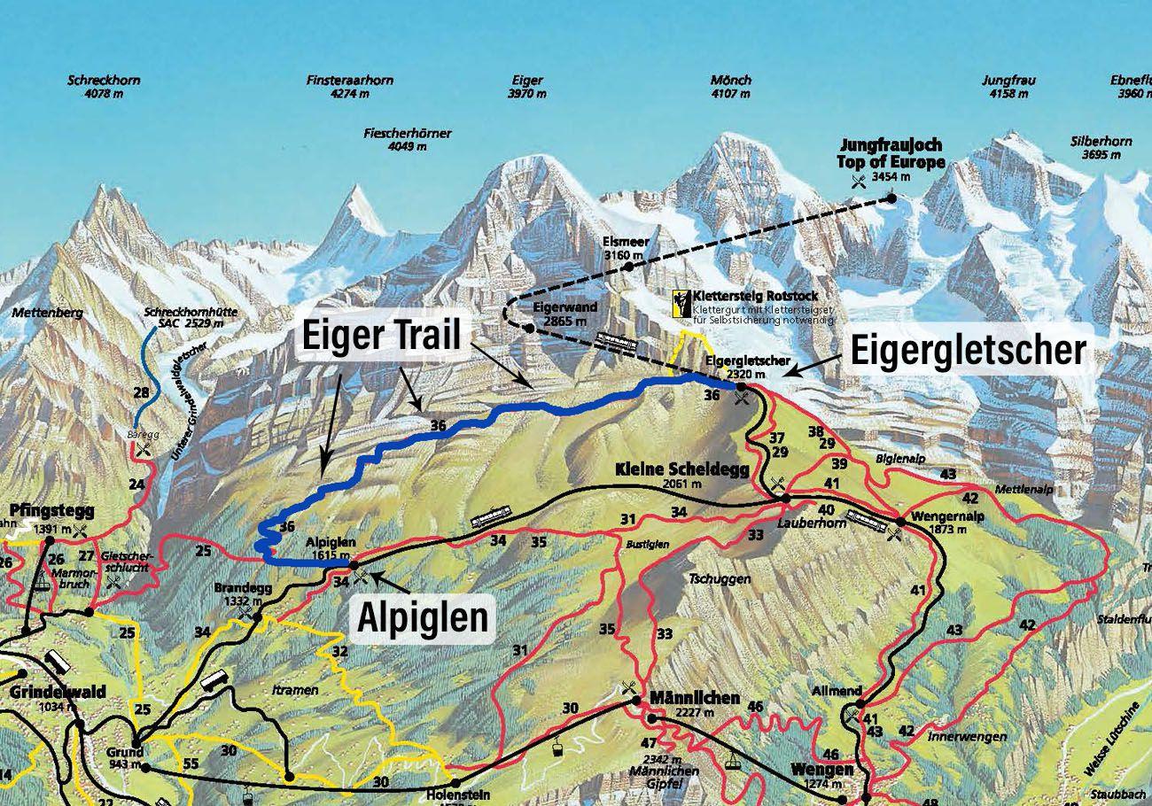 Map-Switzerland.jpg.optimal ▷ Cómo caminar por el sendero Eiger en el Oberland bernés, Suiza