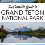 Grand Teton Travel Guide