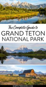 Grand Teton Travel Guide
