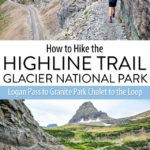 Highline Trail Hike Glacier National Park