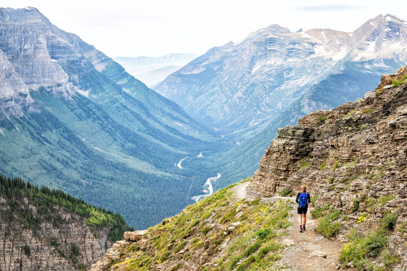 Hike Glacier National Park