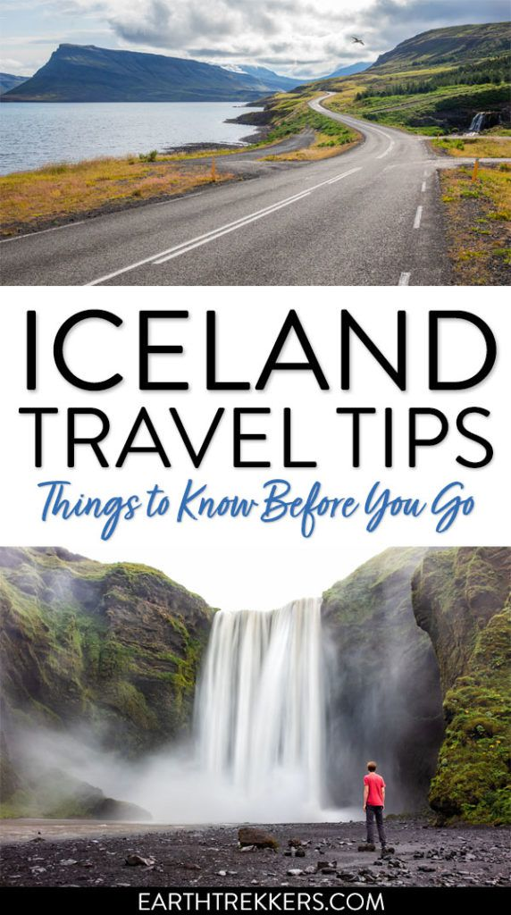 Iceland Travel Tips and Budget