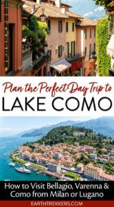 Lake Como Bellagio Day Trip from Milan