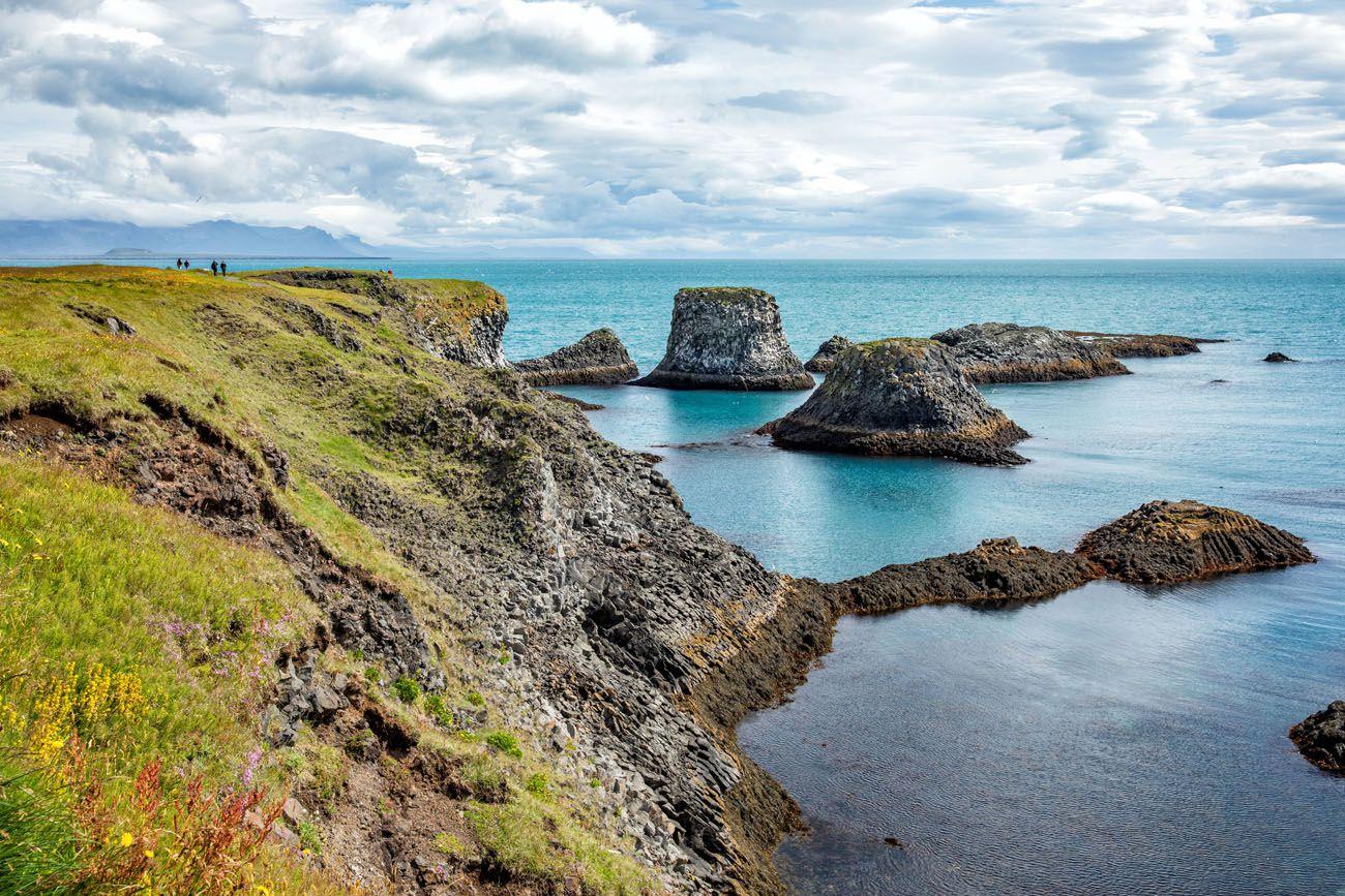Snaefellsnes Peninsula Iceland