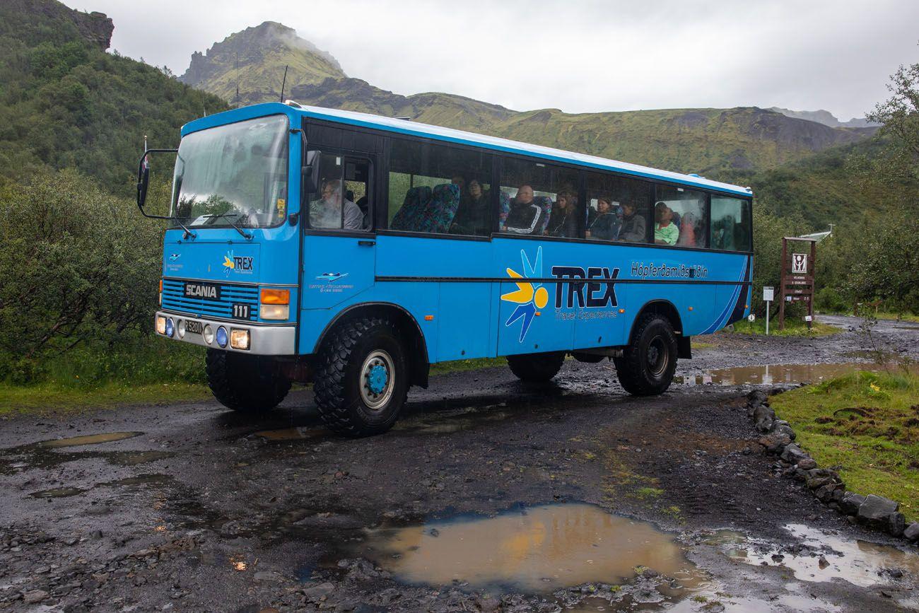 TREX Bus