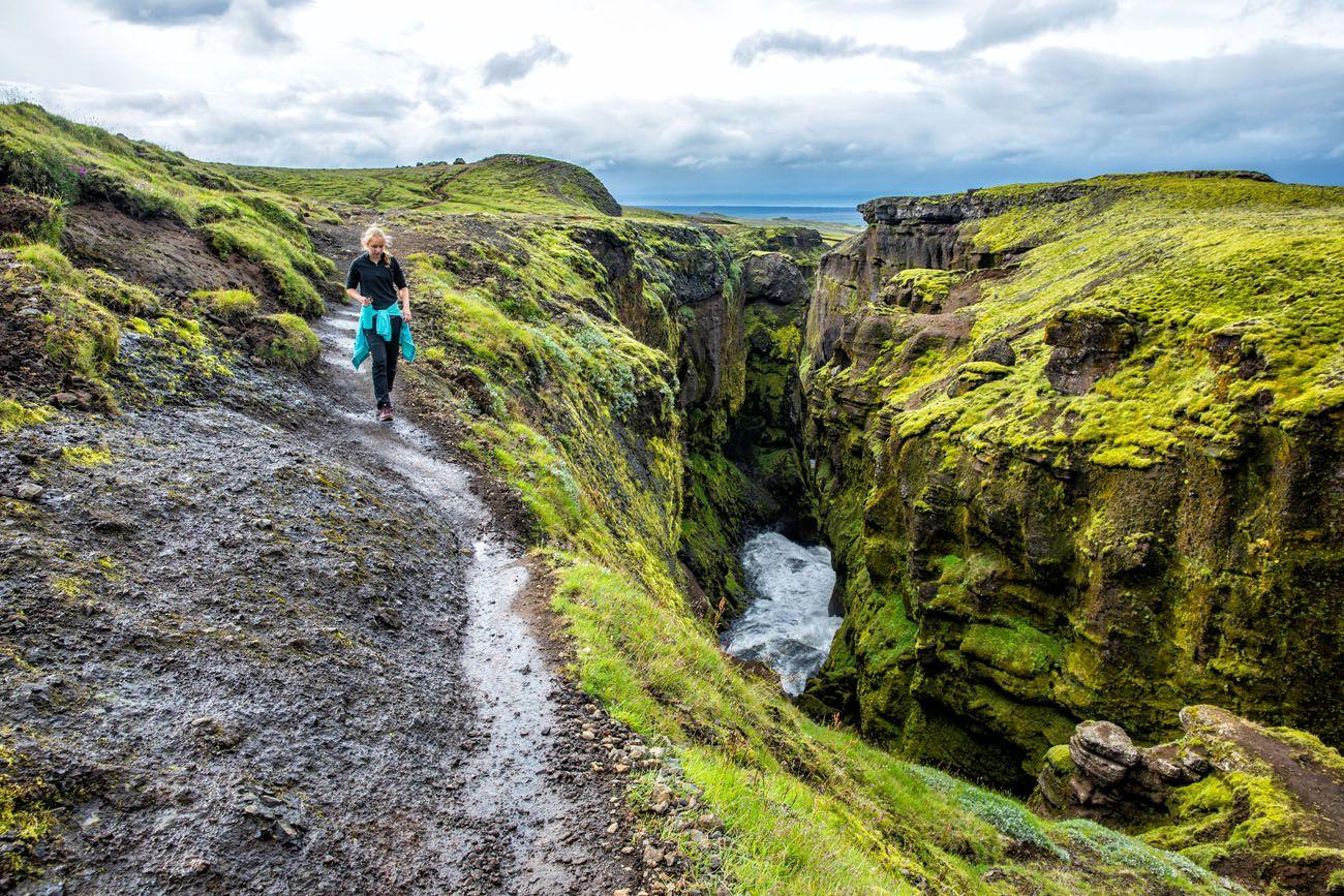 Trail Fimmvorduhals