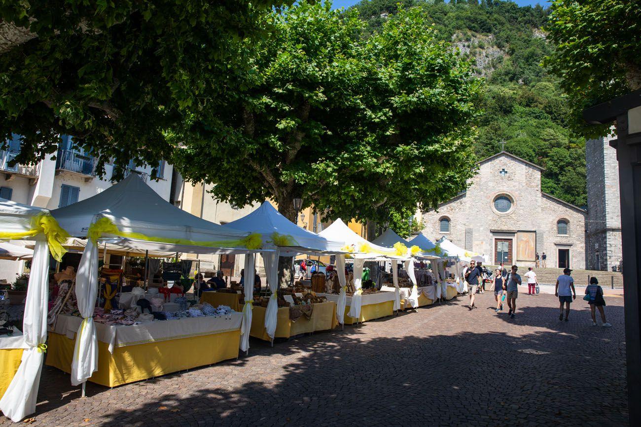 Varenna Piazza