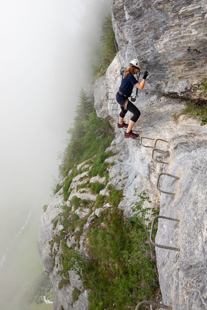 Via Ferrata Switzerland