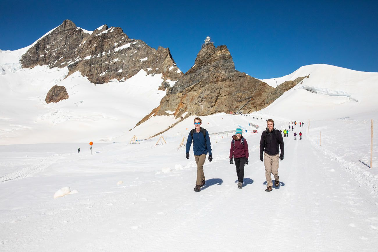Best Things to do in Jungfraujoch