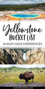Best Things to do in Yellowstone