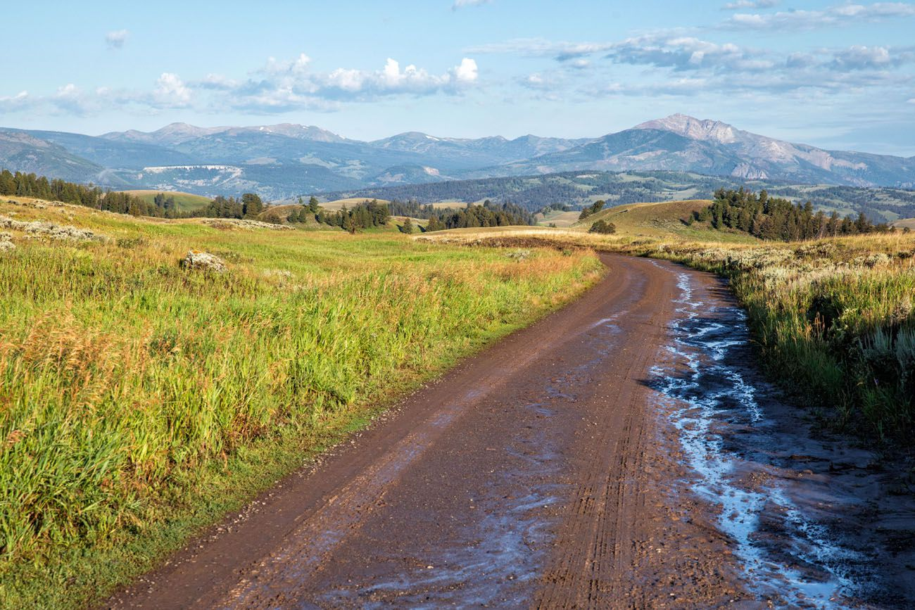Blacktail Plateau Drive