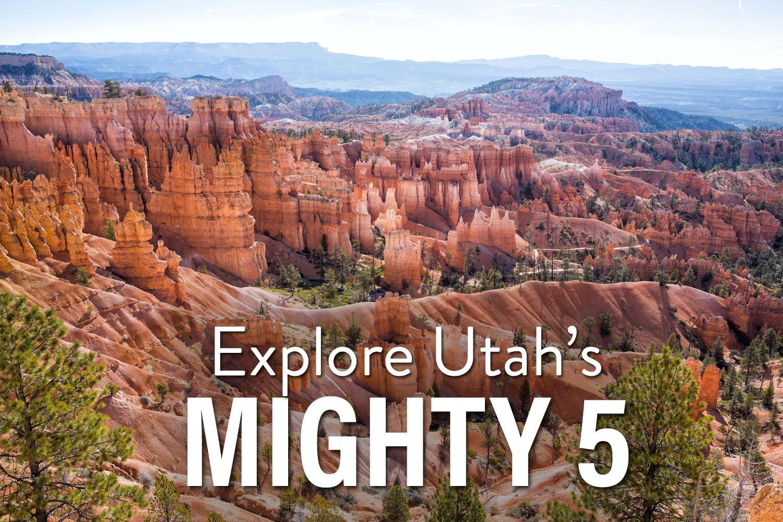 Utah's Mighty 5