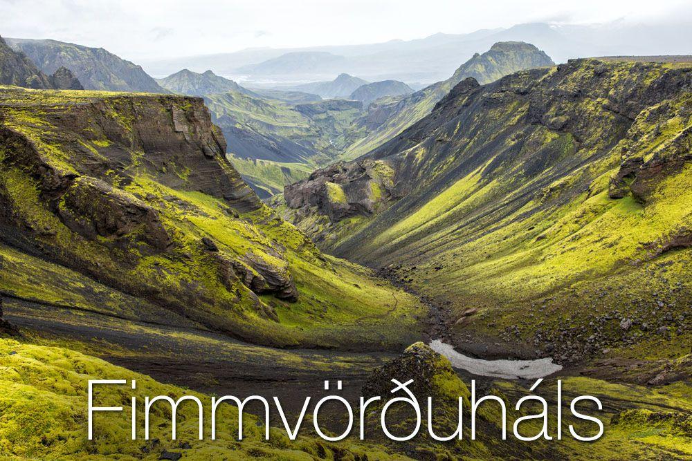 Fimmvorduhals Hike