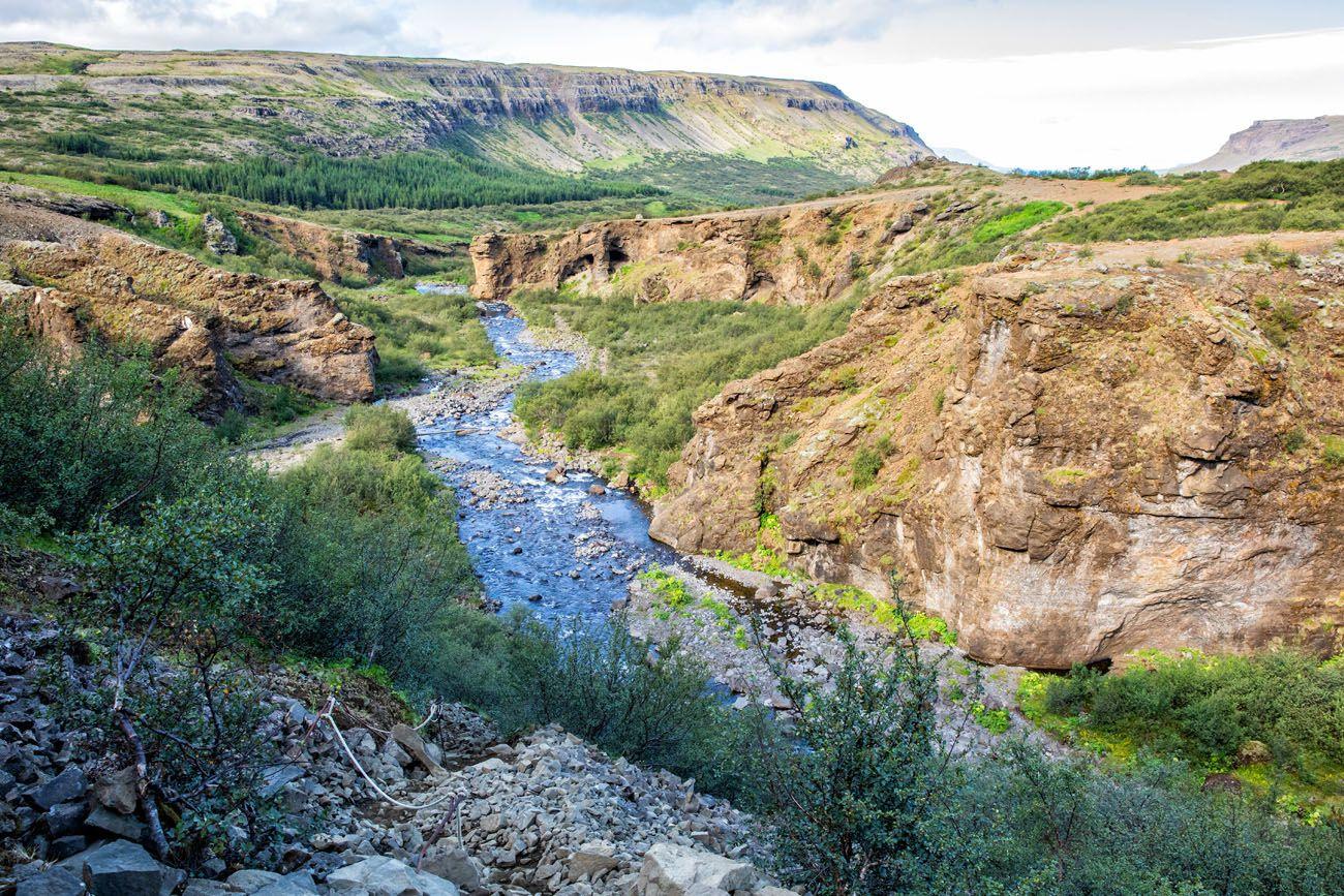 First-View-Back-of-the-Valley.jpg.optimal ▷ Cascada de Glymur: la guía completa de senderismo