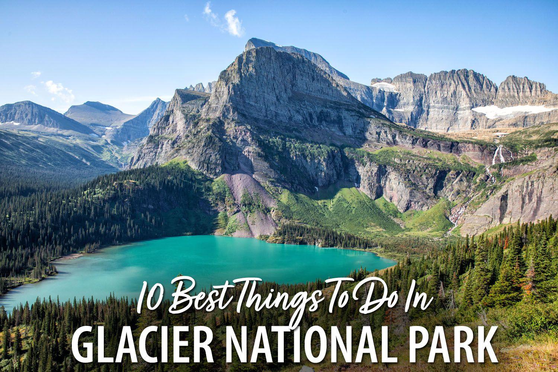 Best of Glacier NP