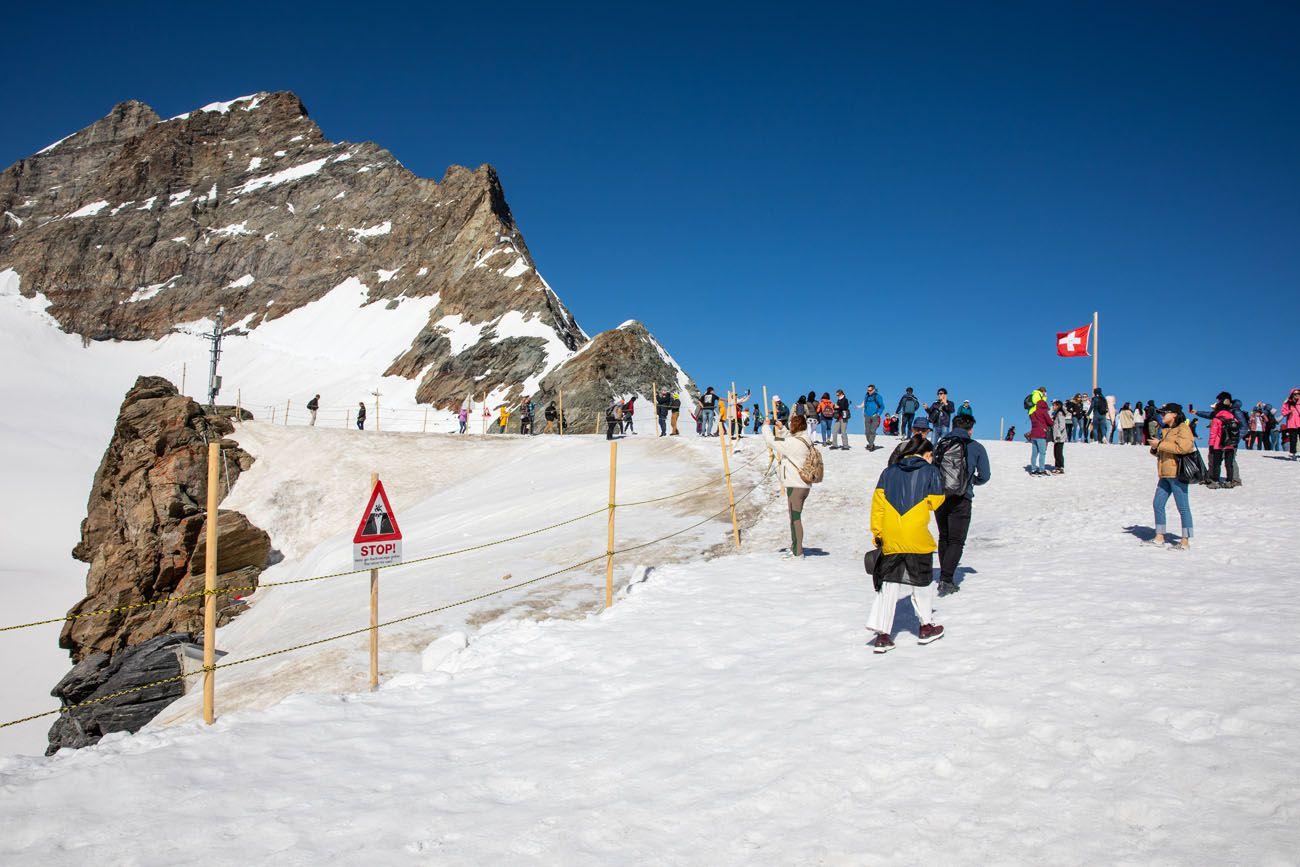 Glacier Plateau
