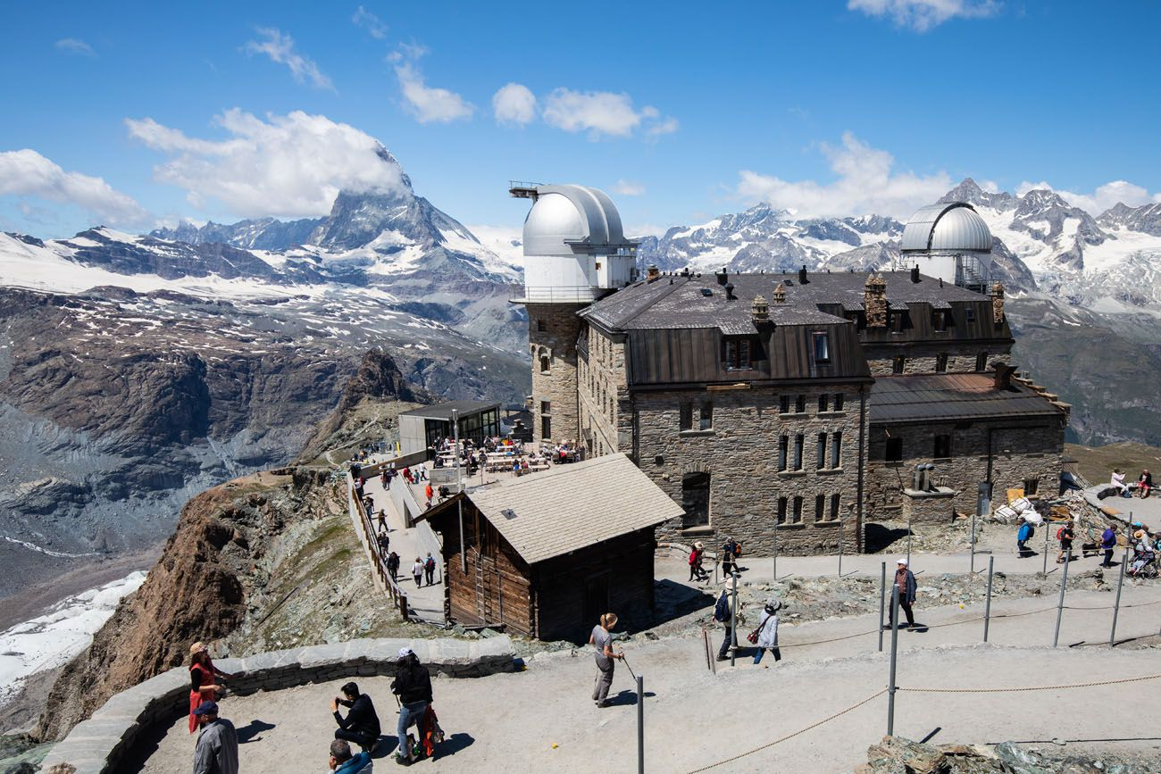Gornergrat Building